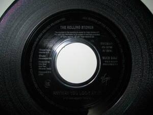 rolling stones / saint of me (RARE!! UKジュークボックスradio edit送料込み!!)