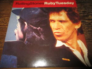 rolling stones / ruby tuesday (UK盤シングル送料込み!!)