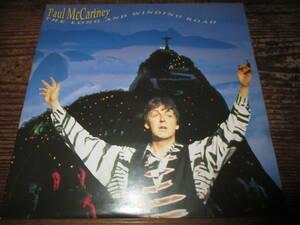 paul mccartney / the long and winding road (EU盤送料込み!!)