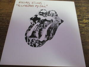 rolling stones / plundered my soul (US限定シングル送料込み!!)