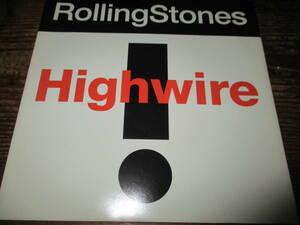 rolling stones / highwire (UK盤シングル送料込み!!)