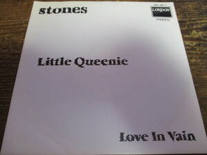 rolling stones / little queenie (ドイツ盤送料込み!!)