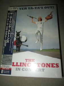 rolling stones / in concert (40周年記念盤3CD+DVD廃盤未開封送料込み!!)