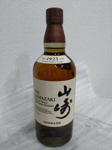 山崎 ウイスキー 700ml サントリー