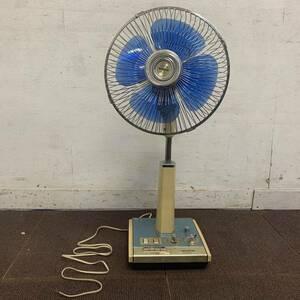 TOSHIBA 扇風機 H-30DL 昭和レトロ 東芝扇風機 レトロ扇風機 アンティーク ジャンク 格安売り切りスタート #