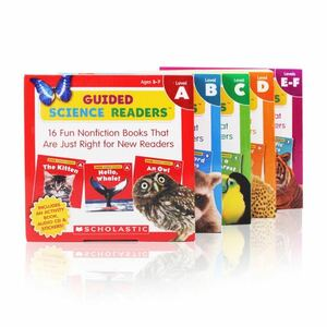 新品 英語絵本 Guided Science Readers サイエンス・リーダー 音声データ付き