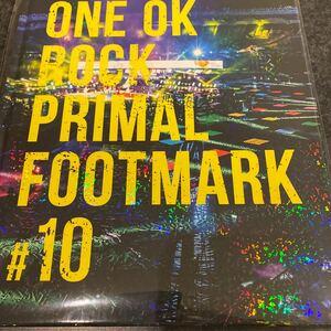 ONE OK ROCK  ワンオク PRIMAL FOOTMARK #10