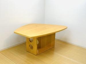 ◎ ACTUS TECTA M21-1 DINING TABLE チェリー アクタス テクタ ダイニングテーブル 定価528,000円