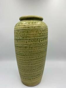 B24 大花瓶 花瓶 花器 花入れ 花生け 一輪挿し フラワーベース 工芸品 同梱可 検)美術品 華道具 茶道具 インテリア 飾り