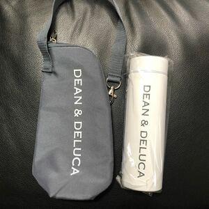 値下げ DEAN&DELUCA 保冷ボトル ステンレスボトルセット ボトルケース ステンレスボトル