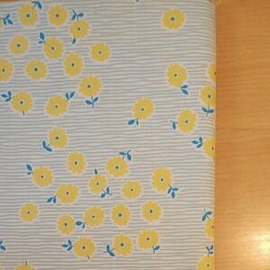 ニーナ オックス生地 ヴィルタ 生地巾約108cm×約50cm