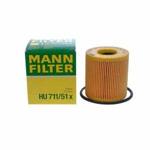 HU727/1X Cクラス(W203/C203/S203) オイルエレメント MANN Mercedes Benz メルセデスベンツ エンジン オイル フィルター 整備 メンテナンス