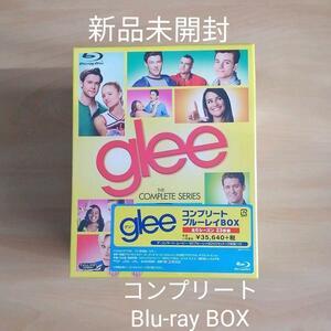 新品未開封★glee グリー コンプリートブルーレイBOX〈25枚組〉 【送料無料】Blu-ray