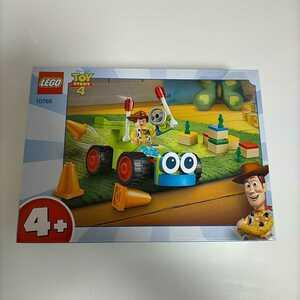 レゴ LEGO トイストーリー4 ウッディ&RC 10766 ディズニー ブロック おもちゃ