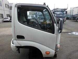 ヒノ デュトロ TKG- XZU605M キャビン 引き取り限定
