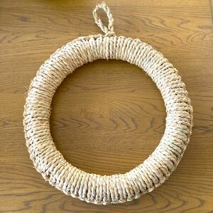 藁鍋敷き 特大