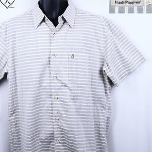 《郵送無料》■Ijinko◆ハッシュパピー Hush Puppies LL サイズ半袖シャツ