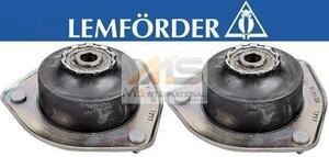 【M's】BMW R55 R56 R57 R58 R59 R60 R61 ミニ(2006y-2012y)LEMFORDER フロント アッパーマウント 2個/左右 MINI 純正OEM 3130-6772-749