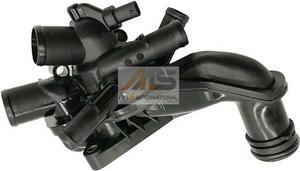 【M's】 R55 R56 R57 R58 R59 R60 R61 BMW ミニ N14 N16 N18 (2006y-2013y) 優良社外品 サーモスタット ハウジング // MINI 11538674895
