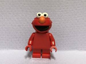 LEGO レゴ 21324☆アイデア 123 セサミストリートより【エルモ】☆未使用☆未組み立て☆ミニフィグ