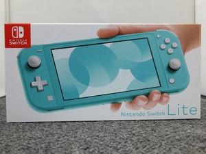 ニンテンドー Nintendo Nintendo Switch Lite HDH-S-BAZAA ターコイズ