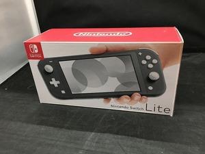 ニンテンドー Nintendo Nintendo Switch Lite グレー HDH-S-GAZAA