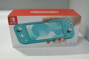 ニンテンドー Nintendo Switch Lite ターコイズ 使用感あり HDH-S-BAZAA