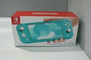 ニンテンドー Nintendo Switch Lite ターコイズ HDH-S-BAZAA