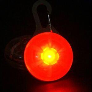 中型犬 小型 チャック柄首輪 ドッググッズ ハーネス LEDペット首輪 LEDライト