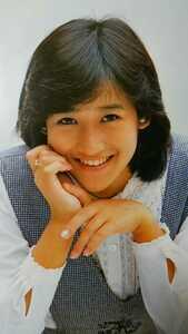 岡田有希子写真 一枚 L版 35