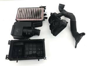 _b62747 ニッサン モコ E DBA-MG22S エアクリーナー ボックス ケース パイプ ダクト K6A 13079-83G01 / 100140-6312 スズキ MRワゴン MF22S