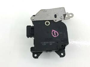 _b62747 ニッサン モコ E DBA-MG22S エアコンサーボ モーター (1) 113800-2530 スズキ MRワゴン MF22S