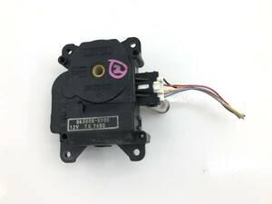 _b62747 ニッサン モコ E DBA-MG22S エアコンサーボ モーター (2) 063800-0700 スズキ MRワゴン MF22S