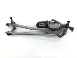 _b62747 ニッサン モコ E DBA-MG22S フロント ワイパーモーター 38100-81J00 スズキ MRワゴン MF22S