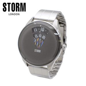 STORM LONDON(ストームロンドン) 時計 腕時計 ELEVATOR 47364GY シルバー/グレー メンズ 国内正規品