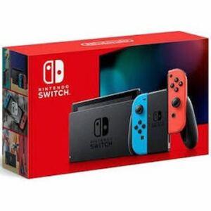任天堂 Nintendo Switch ニンテンドースイッチ 新型 Joy-Con L ネオンブルー/ R ネオンレッド