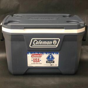 新品 Coleman コールマン クーラーボックス 52qt チェストクーラー