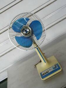 NEC 扇風機 NF-300KR 1981年製 昭和レトロ 店舗ディスプレイなどに ジャンク @3-452