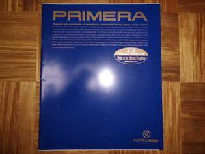*'94年 プリメーラのカタログ*