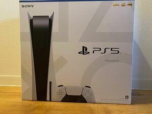 【未使用・新品】SONY PS5本体 CFI-1000A01 PlayStation5 プレイステーション5 送料無料