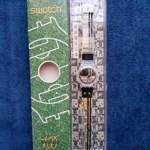 未使用 スウォッチアクセス SKZ106 スペシャルパッケージ 1997年モデル