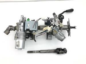 _b61506 アルトラパン ターボ TA-HE21S ステアリングシャフト キーシリンダー パワステ 38720-73H10 / 48200-75H43 スピアーノ HF21S