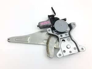 _b63629 マツダ AZワゴン カスタムスタイルXS DBA-MJ23S ドア ウインドウ レギュレーター モーター リア リヤ 右 R/RH 83530-63J00 MH23S