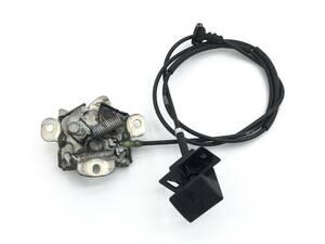 _b63629 マツダ AZワゴン カスタムスタイルXS DBA-MJ23S ボンネット フード キャッチ オープナー レバー ワイヤー ロック MH23S