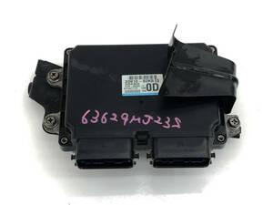 _b63629 マツダ AZワゴン カスタムスタイルXS DBA-MJ23S エンジンコンピューター メイン ECU 33910-82K60 ワゴンR スティングレー MH23S