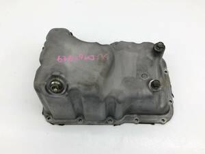 _b63629 マツダ AZワゴン カスタムスタイルXS DBA-MJ23S エンジン オイルパン K6A スズキ ワゴンR スティングレー MH23S