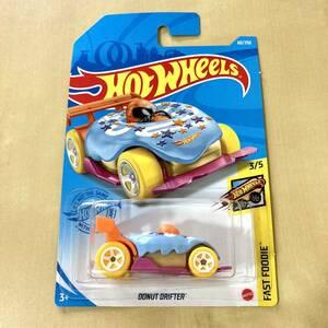 Hot Wheels ホットウィール / ドーナツ ドリフター