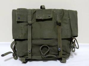 米軍放出品 フィールドバック 肉厚コットン製 美品