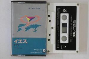 Cassette Yes 9012 Live The Solos PKF1037 ATCO /00110の商品画像