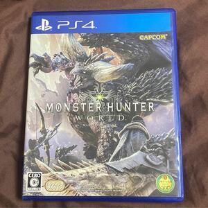 モンスターハンターワールド PS4 PS4ソフト モンハン MHW